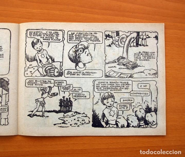 Tebeos: Andanzas de Estrellita, nº 1, El pozo de los deseos - Editorial Ameller 1946 - Tamaño 16x215 - Foto 4 - 101078971