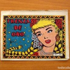 Tebeos: COLECCIÓN LILI Nº 1, TRENZAS DE ORO - EDITORIAL FERMA 1958 - TAMAÑO 15X21. Lote 101079515
