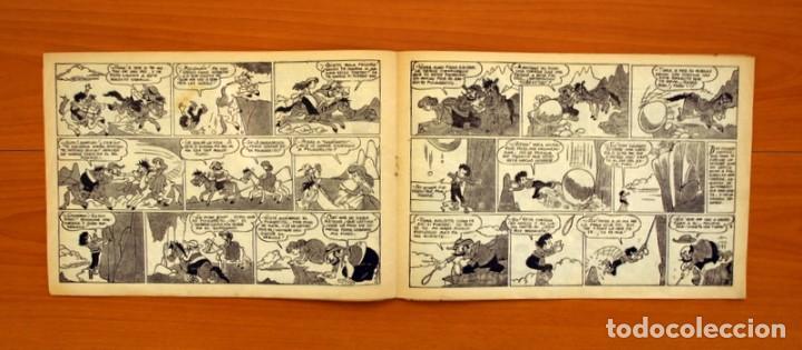 Tebeos: Aventuras de Pulgarcito, nº 1, Un vecino de cuidado - Editorial Bruguera 1944 - Tamaño 215x315 - Foto 4 - 101361035