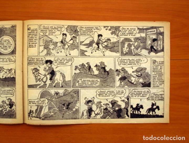 Tebeos: Aventuras de Pulgarcito, nº 1, Un vecino de cuidado - Editorial Bruguera 1944 - Tamaño 215x315 - Foto 5 - 101361035