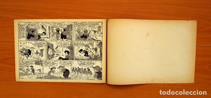 Tebeos: Aventuras de Pulgarcito, nº 1, Un vecino de cuidado - Editorial Bruguera 1944 - Tamaño 215x315 - Foto 6 - 101361035