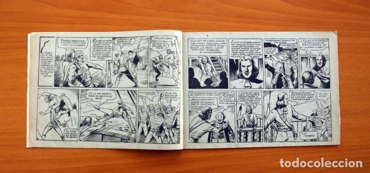 Tebeos: El diablo de los mares - álbum - nº 1 - Ediciones Toray 1949 - Tamaño 17x24 - Foto 4 - 101432659