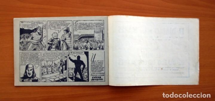 Tebeos: El diablo de los mares - álbum - nº 1 - Ediciones Toray 1949 - Tamaño 17x24 - Foto 6 - 101432659