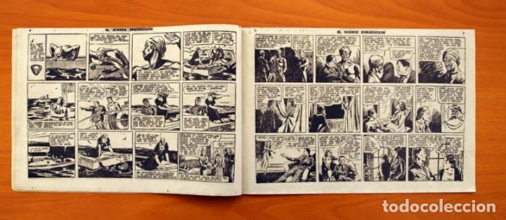 Tebeos: El hombre enmascarado - nº 1 - Editorial Hispano Americana 1941 - Tamaño 21x31 - Foto 4 - 101517631