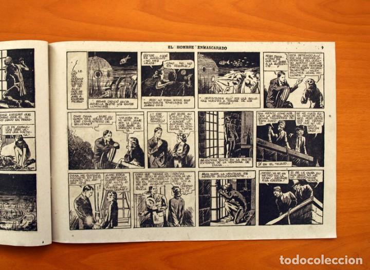 Tebeos: El hombre enmascarado - nº 1 - Editorial Hispano Americana 1941 - Tamaño 21x31 - Foto 5 - 101517631