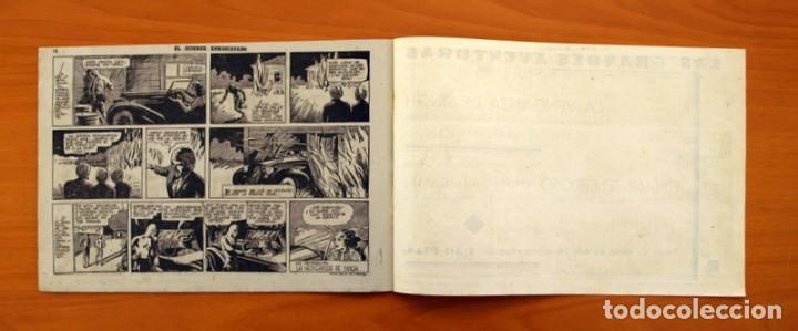 Tebeos: El hombre enmascarado - nº 1 - Editorial Hispano Americana 1941 - Tamaño 21x31 - Foto 6 - 101517631