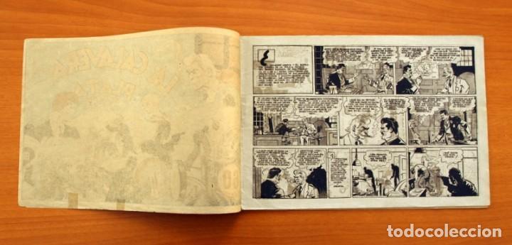 Tebeos: Ricardo Barrio el pelirrojo, nº 1, La calavera de plata - Hispano Americana 1941 - Tamaño 17x245 - Foto 2 - 101547427