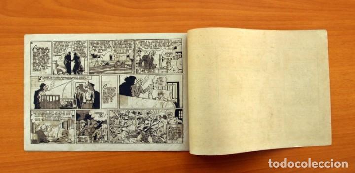 Tebeos: Ricardo Barrio el pelirrojo, nº 1, La calavera de plata - Hispano Americana 1941 - Tamaño 17x245 - Foto 6 - 101547427