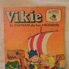 Tebeos: VIKIE EL CAPITAN DE LOS VIKINGOS Nº1. Lote 102186063