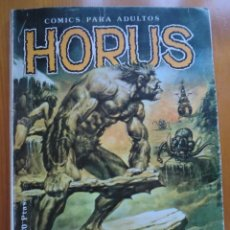 Tebeos: CÓMIC HORUS: LOS TROGLODITAS (1974) Nº 1 PUBLICADO POR PRODUCCIONES EDITORIALES. Lote 103126659