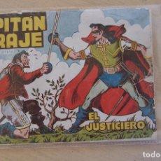 Tebeos: TORAY.- CAPITAN CORAJE Nº 1 ED. 1957. Lote 103684675