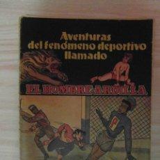 Tebeos: EL HOMBRE ARDILLA Nº1. EDITORIAL LITERFILMS 1950. GUIONISTA DOORS. ORIGINAL. Lote 83389424