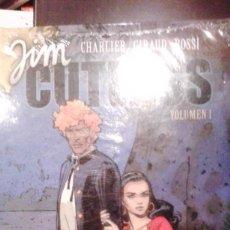 Tebeos: JIM CUTLASS. VOLUMEN 1. YERMO EDICIONES. CHARLIE. GIRAUD. ROSSI. Lote 143344533
