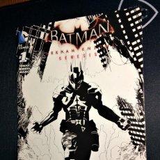 Tebeos: BATMAN ARKHAM KNIGHT GENESIS DC VARIANT EDITION COVER ZAVVI ZBOX EXCLUSIVE EN INGLÉS. Lote 108926003