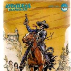 Tebeos: AVENTURAS BIZARRAS. EL COYOTE. Nº 1. FORUM. (RF.MA)C/11. Lote 109452283