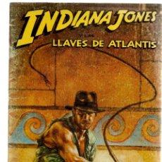 Giornalini: INDIANA JONES. Nº 1. NORMA EDITORIAL. (RF.MA)C/19. Lote 109458623