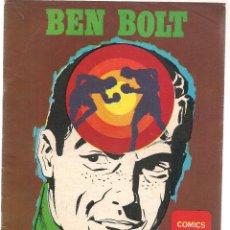 Tebeos: BEN BOLT. Nº 1. EDICIONES MAISAL 1976. (RF.MA)C/7. Lote 109732555