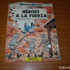 Tebeos: CASACAS AZULES Nº 1 EDITA GRIJALBO . Lote 110824815
