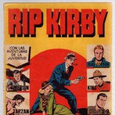 BDs: RIP KIRBY. Nº 1. HISPANO AMERICANA. ORIGINAL. 3 PTAS. Lote 111108175