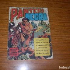 Tebeos: PANTERA NEGRA REVISTA Nº 1 EDITA MAGA . Lote 111183319