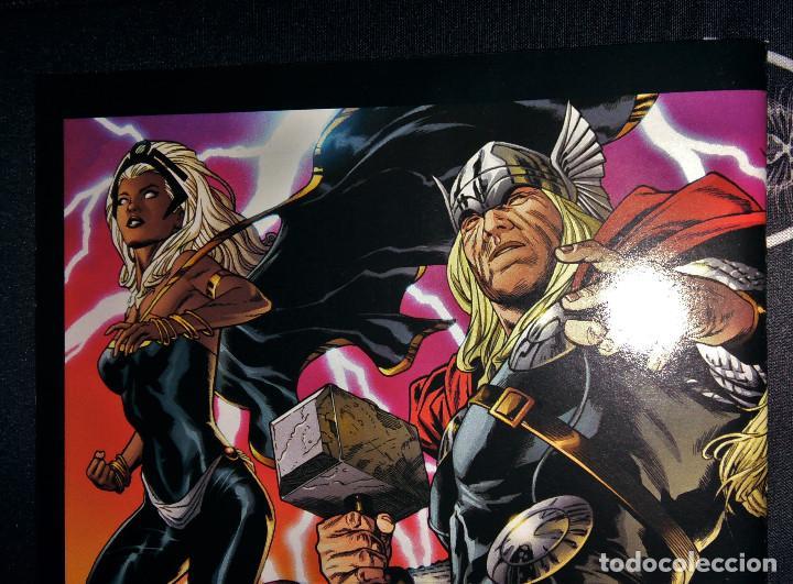 Tebeos: Marvel Legacy #1 2017 Variant Cover Portada desplegable Vengadores Avengers Joe Quesada EN INGLÉS - Foto 11 - 111463459
