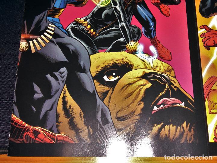 Tebeos: Marvel Legacy #1 2017 Variant Cover Portada desplegable Vengadores Avengers Joe Quesada EN INGLÉS - Foto 19 - 111463459