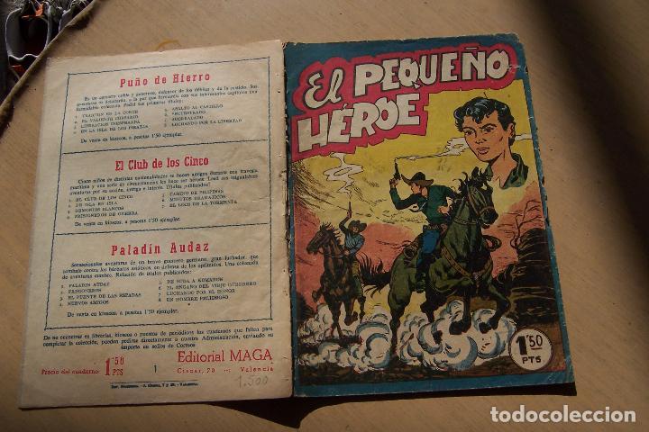 MAGA,- PEQUEÑO HÉROE Nº 1 (Tebeos y Cómics - Números 1)
