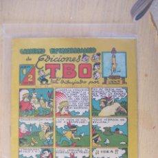 Tebeos: BUIGAS,- CUADERNO EXTRAORDINARIO TBO, ÁLBUM Nº1 DE URDA. Lote 113512007