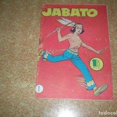 Tebeos: JABATO Nº 1 DE HISPANO AMERICANA. Lote 114021967