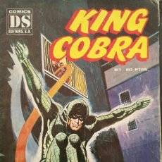 Tebeos: KING COBRA N°1. Lote 114282356