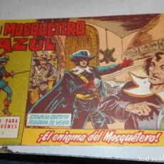 Tebeos: EL MOSQUETERO AZUL NUMERO 1. Lote 116555067