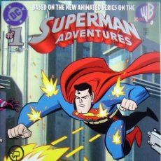 Tebeos: SUPERMAN ADVENTURES NUMBER 1 ORIGINAL AMERICAN ISSUE. Lote 118592091