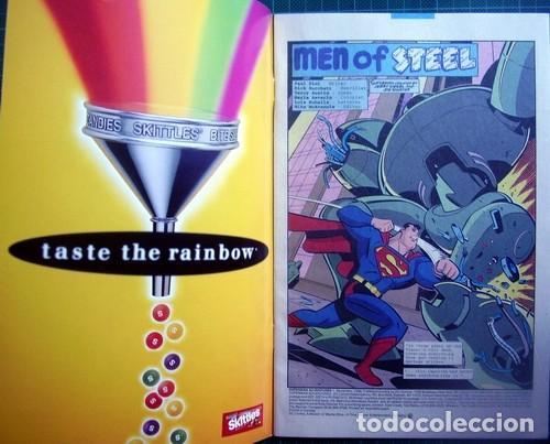 Tebeos: Superman Adventures Number 1 Original American Issue - Foto 3 - 118592091