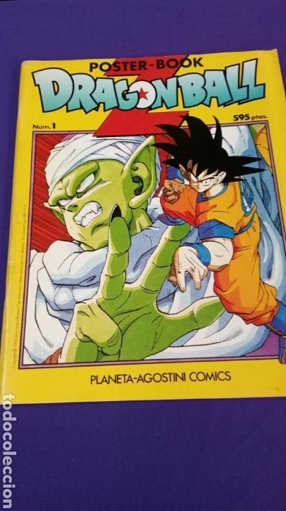 DRAGON BALL NUMERO 1 /PLANETA DE AGOSTINI AÑI 1993 (Tebeos y Cómics - Números 1)