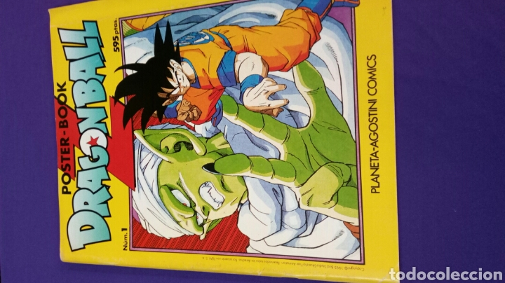 Tebeos: DRAGON BALL NUMERO 1 /PLANETA DE AGOSTINI AÑI 1993 - Foto 10 - 121104720