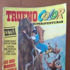 Tebeos: TRUENO COLOR SUPERAVENTURAS EXTRA. N°1. SEGUNDA ÉPOCA.. Lote 121707867