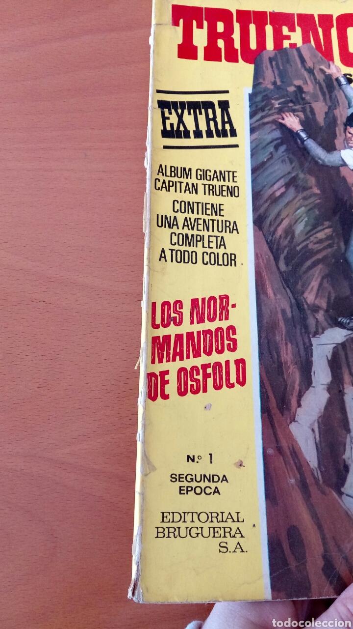 Tebeos: Trueno color superaventuras extra. N°1. Segunda época. - Foto 3 - 121707867