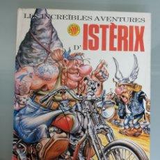 Tebeos: LES INCREÍBLES AVENTURES D'ISTERIX 1 EDICIONES B 1989. Lote 121833814