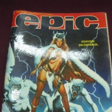 Tebeos: EPIC Nº 1. GYESA 1982.. Lote 122860455