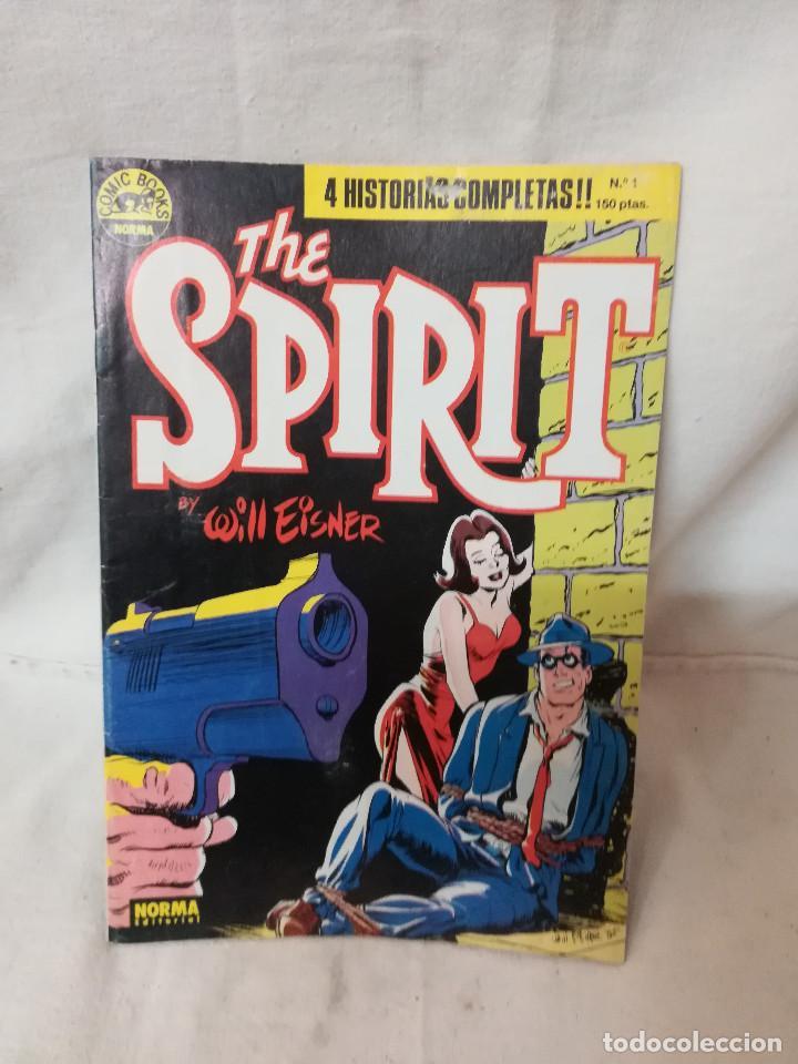 THE SPIRIT Nº 1 (Tebeos y Cómics - Números 1)