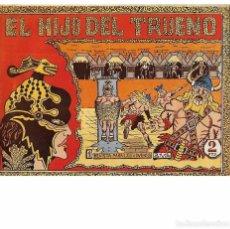 Tebeos: EL HIJO DEL TRUENO Nº 1 - EDITORIAL ROEN 1964 EN MUY BUEN ESTADO- LEER. Lote 126777355