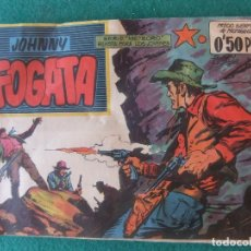 Tebeos: JOHNNY FOGATA Nº 1 EDITORIAL MAGA 1960. Lote 126853431