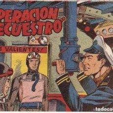 Tebeos: OPERACIÓN SECUESTRO Nº 1 ORIGINAL AÑO 1959 PORTADISTA AYNÉ ESTE TEBEO ES MUY DIFICIL EDITORIAL MARCO. Lote 127193427