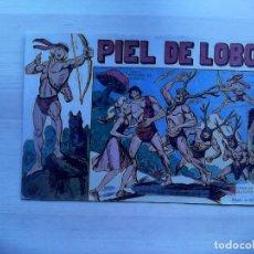 Tebeos: PIEL DE LOBO. ORIGINAL. Nº 1. . Lote 129009199