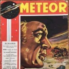 Tebeos: TEBEO N°1 METEOR 1955. Lote 129049379