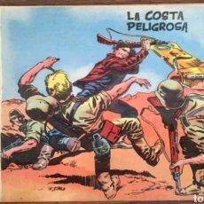 Tebeos: TEBEO N°1 FOGATA 1963. Lote 129077316