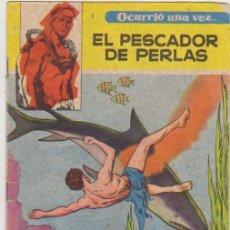 Tebeos: OCURRIÓ UNA VEZ Nº 1. TORAY 1957.. Lote 129513867