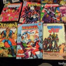 Tebeos: COMICS FORUN MARVEL DC TODOS NUMERO 1 17 NUMEROS 1 . Lote 129556051