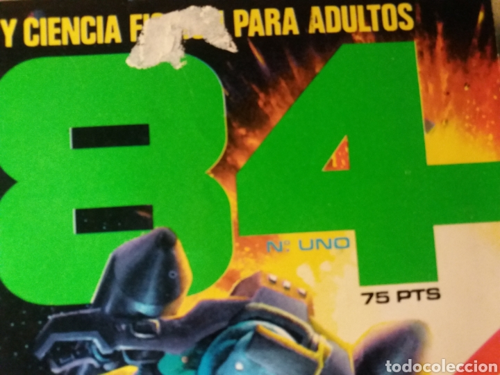 Tebeos: Comic 1984 Núm 1 , 2 ,3, 4, 5, 6 y 7 - Foto 3 - 130185272