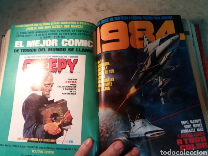 Tebeos: Comic 1984 Núm 1 , 2 ,3, 4, 5, 6 y 7 - Foto 5 - 130185272